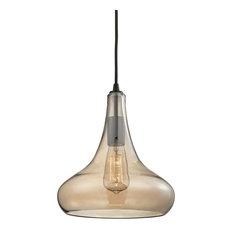 Amber Pendant Lights  Houzz