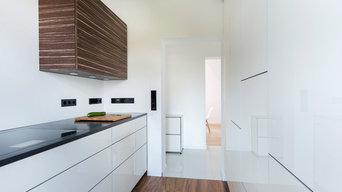 Für den urbanen Single - Designerküche von eggersmann