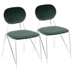 Contemporary Dining Chairs by u Buy Furniture, Inc