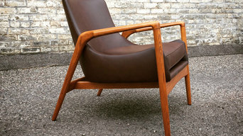 Mid-century and modern seating: available in 2018