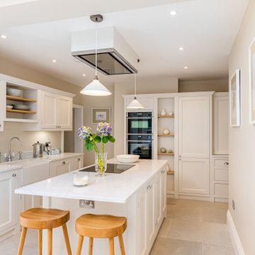 Putney kitchen extension and internal refurbishment