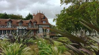 Jardin à Trouville