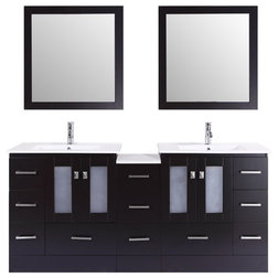 Fabulous Bathroom Vanities And Sink Consoles by Pacific Collection