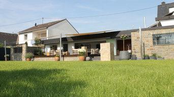 Außenanlage mit Spa in Mühlheim-Kärlich