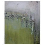 ELOISE WORLD STUDIO - ELOISExxx - Abstract Modern Canvas Painting Contemporary Fine Art Giclee, Eloisexxx, 48 X 36 - Forest Through The Trees - 36 x 30 x 1.5 inch or 48 x 36 x 1.5 inch