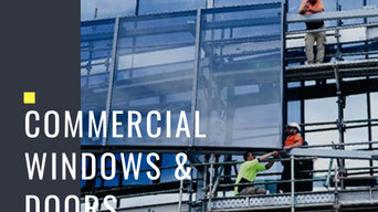Commercial Windows & Door