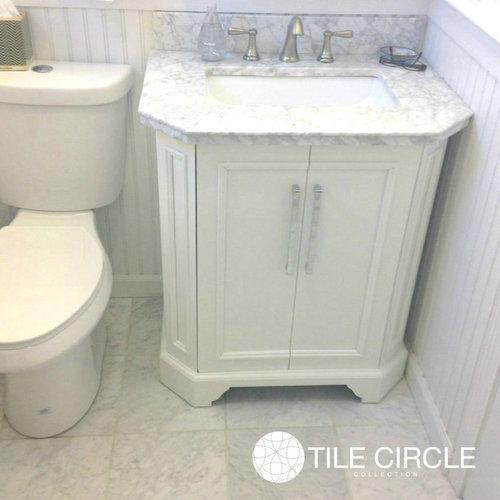 Marble Bathrooms Photos: Marble Bathroom Tiles