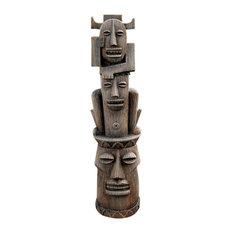Set of Tiki Gods