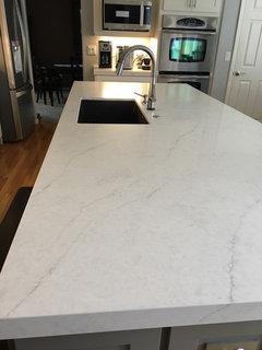 Quartz closest to carrera marble?