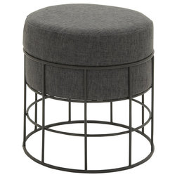 Transitional Outdoor Footstools And Ottomans by Ami Ventures Inc