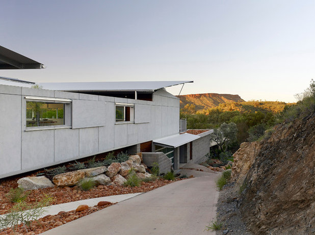 by Dunn and Hillam Architects
