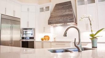 Coastal Inspired Kitchen