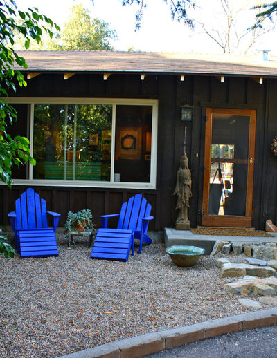 Eclectic Exterior by Shannon Malone