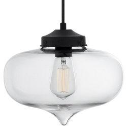 Transitional Pendant Lighting by Linea di Liara