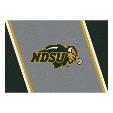 "North Dakota State University Team Spirit Rug, 3'10""x5'4"""