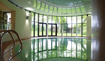 Indoor Oval Swimming Pool