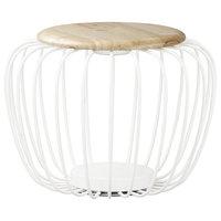 ET2 Cage LED Floor Lamp E20577-WTNW