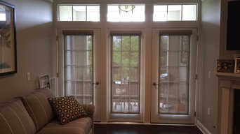 Springs Window Fashions Cordless 5% Solar Shades