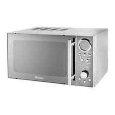 Stainless Steel Digital Microwave