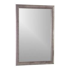 shop thin framed mirror on houzz, Home decor