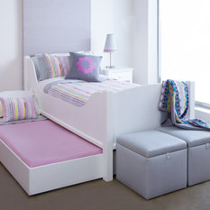 - Sleigh w Trundle Hero - Kids Beds