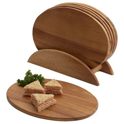 Modern Serving Dishes And Platters by Woodard & Charles