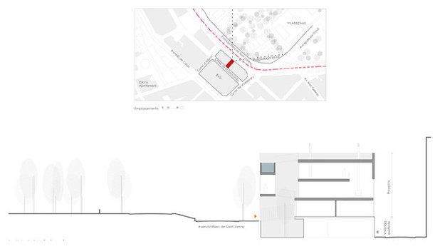 Casas Houzz: Una vivienda que muestra dos caras