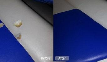 boat seat repair