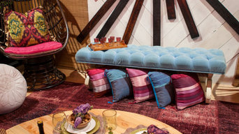 Glamp the Casbah: NW Meets Marrakech | Serving Up Style 2013