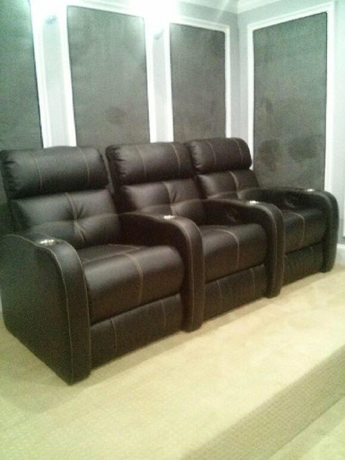 . Palliser  Stereo  Theater Seating in Dallas Fort Worth