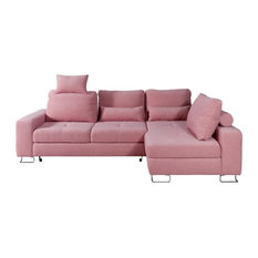 Asti Sectional Sofa Bed, Right Corner