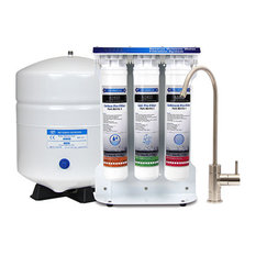 BOANN Reverse Osmosis 5-Stage Water Filtration System With Quick-Twist Filters