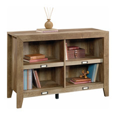 sauder dakota pass openshelf console craftsman oak centers and tv - Sauder Tv Stands