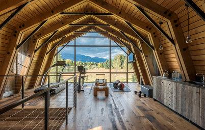 A Modern Barn Raises the Bar in Wyoming