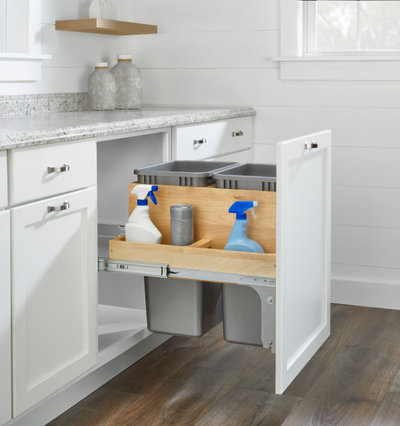 Traditional Kitchen by Rev-A-Shelf