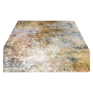 Addison Odyssey Vibrant Velvet Earth Area Rug 20x30 Contemporary Area Rugs By Buynget1618