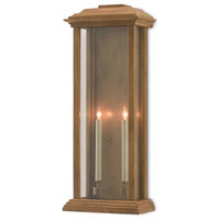 Raoul 2 Light Wall Sconce in Chestnut