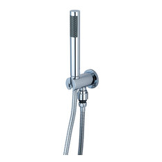 Motegi Handheld Shower Set, Polished Chrome