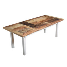 Susanne White Dining Table