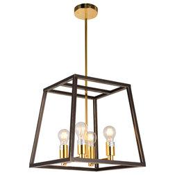 Transitional Pendant Lighting by JL Styles Inc