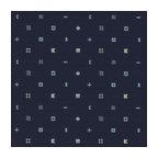 Sunbrella Navigation Mariner Fabric 1354-0006