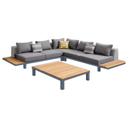 Contemporary Outdoor Lounge Sets by HedgeApple