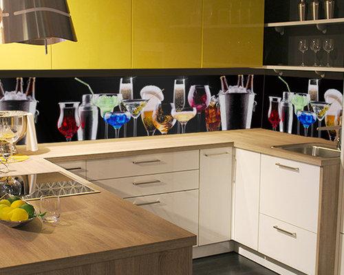 küchenrückwände - Küchenrückwand Alu Dibond