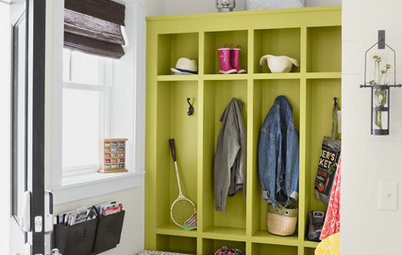 The Joyful, Clutter-Free Home: Entry