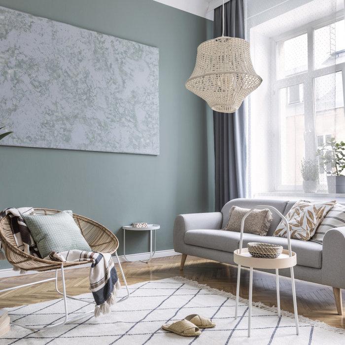 Long Island living room