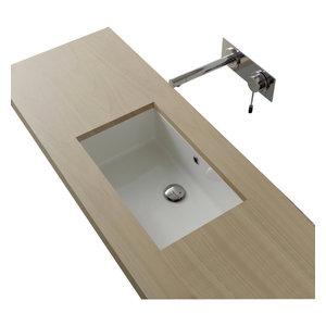 American Standard 0614 000 020 Studio Undercounter Sink