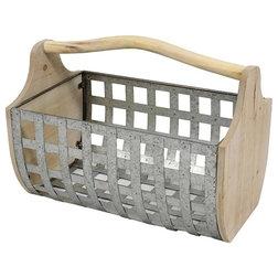 Farmhouse Baskets by Sagebrook Home