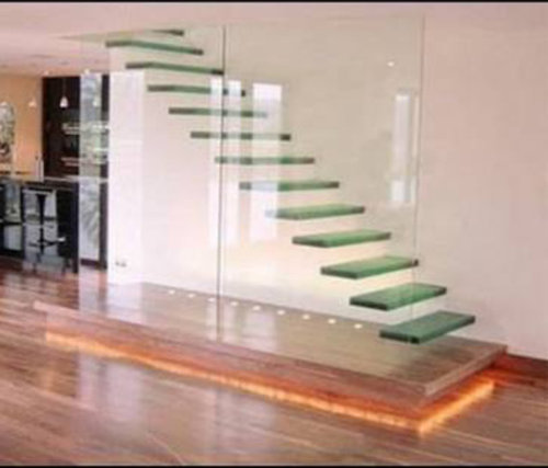 Charmant Floating Staircase Cost