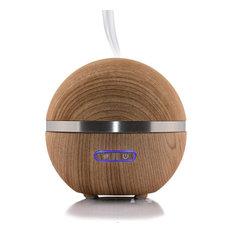 Cool Mist LED Diffuser, Wood