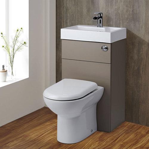 Milano Combination Toilet & Basin Unit - Toilets